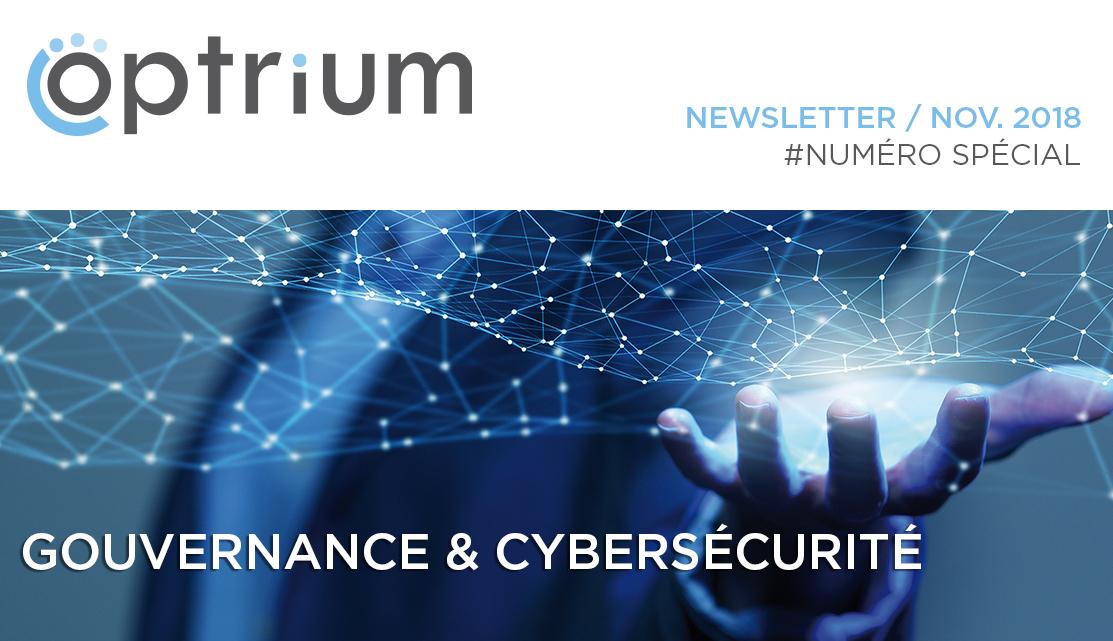 OPTRIUM - Gouvernance & cybersécurité